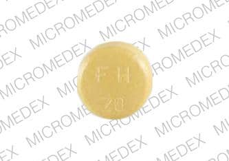 Imprint 441 FH 20 - Sular 20 mg