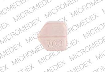 Image 2 - Imprint W 50 703 - Effexor 50 mg