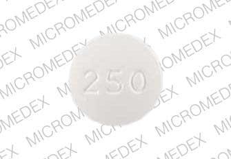 Image 2 - Imprint CIPRO 250 - Cipro 250 mg