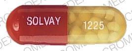 Imprint SOLVAY 1225 - Creon 74,000 U amylase / 25,000 U lipase / 62,500 U protease