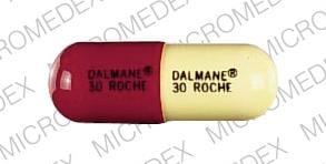Image 1 - Imprint DALMANE 30 ROCHE DALMANE 30 ROCHE - Dalmane 30 mg