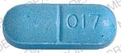 Image 1 - Imprint Adams 017 - Deconsal II 600 mg / 60 mg