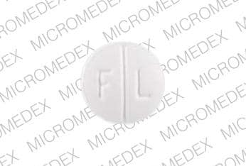 Imprint F L 20 - Lexapro 20 mg
