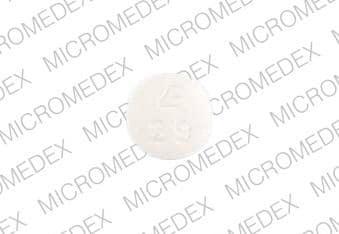Imprint E 29 - desipramine 10 mg