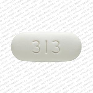 Imprint 313 - Vytorin 10 mg / 40 mg