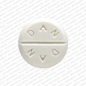 Imprint 5543 DAN DAN - allopurinol 100 mg