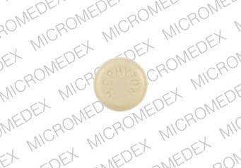 Imprint MEPHYTON MSD 43 - Mephyton 5 mg