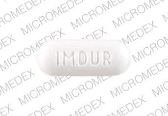 Imprint 60 60 IMDUR - Imdur 60 mg