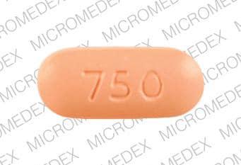 Imprint KOS 750 - Niaspan 750 mg
