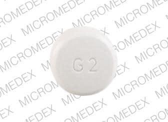Imprint 250 G2 - terbinafine 250 mg