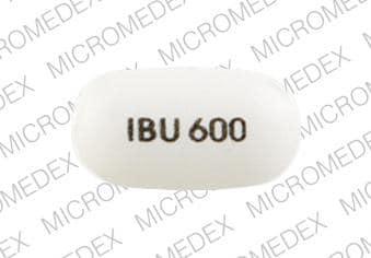 Imprint IBU 600 - ibuprofen 600 mg