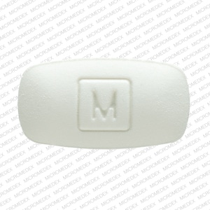 Imprint M 57 71 - methadone 10 mg