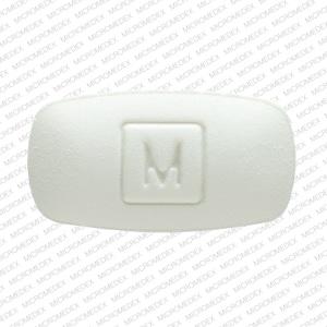 Imprint M 57 71 - methadone 10 mg