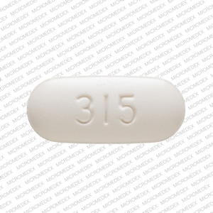 Imprint 315 - Vytorin 10 mg / 80 mg