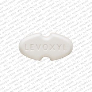 Imprint LEVOXYL dp 50 - Levoxyl 50 mcg (0.05 mg)