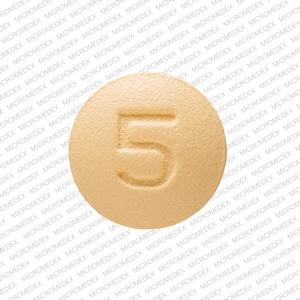 Imprint 1427 5 - Farxiga 5 mg