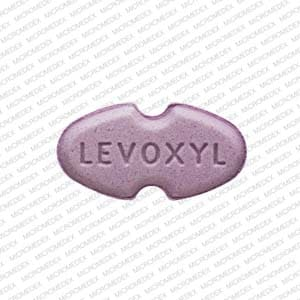 Imprint LEVOXYL dp 75 - Levoxyl 75 mcg (0.075 mg)