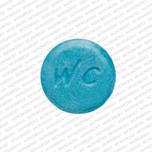 Imprint WC 421 - Lo Loestrin Fe ethinyl estradiol 0.01 mg / norethindrone acetate 1 mg