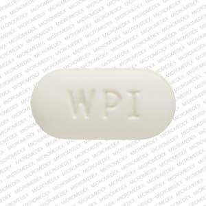Imprint WPI 3293 - telmisartan 40 mg