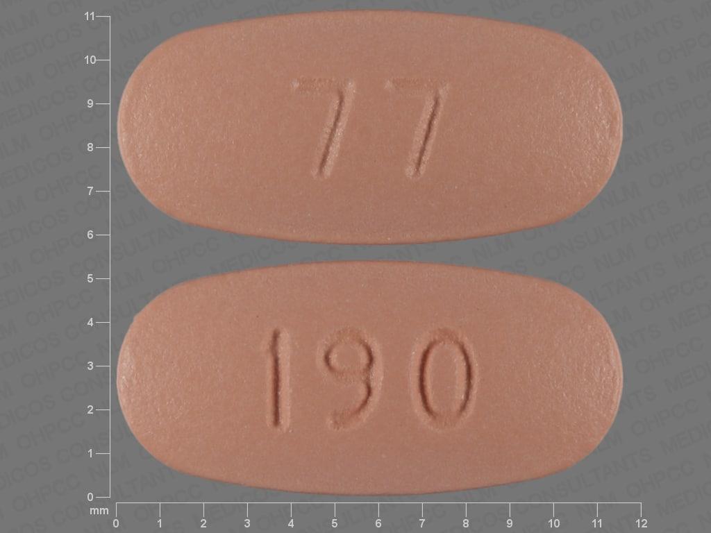 Imprint 190 77 - capecitabine 150 mg