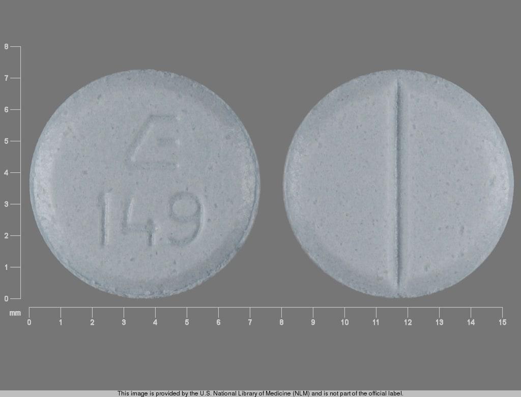 Imprint E 149 - midodrine 10 mg