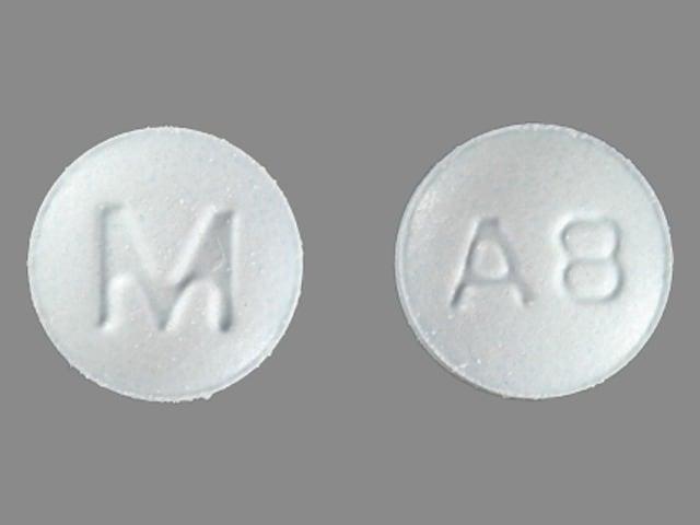 M A8 - Amlodipine Besylate