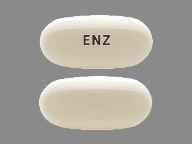 Imprint ENZ - Xtandi 40 mg