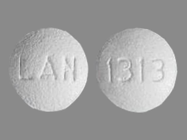 Imprint LAN 1313 - pilocarpine 5 mg