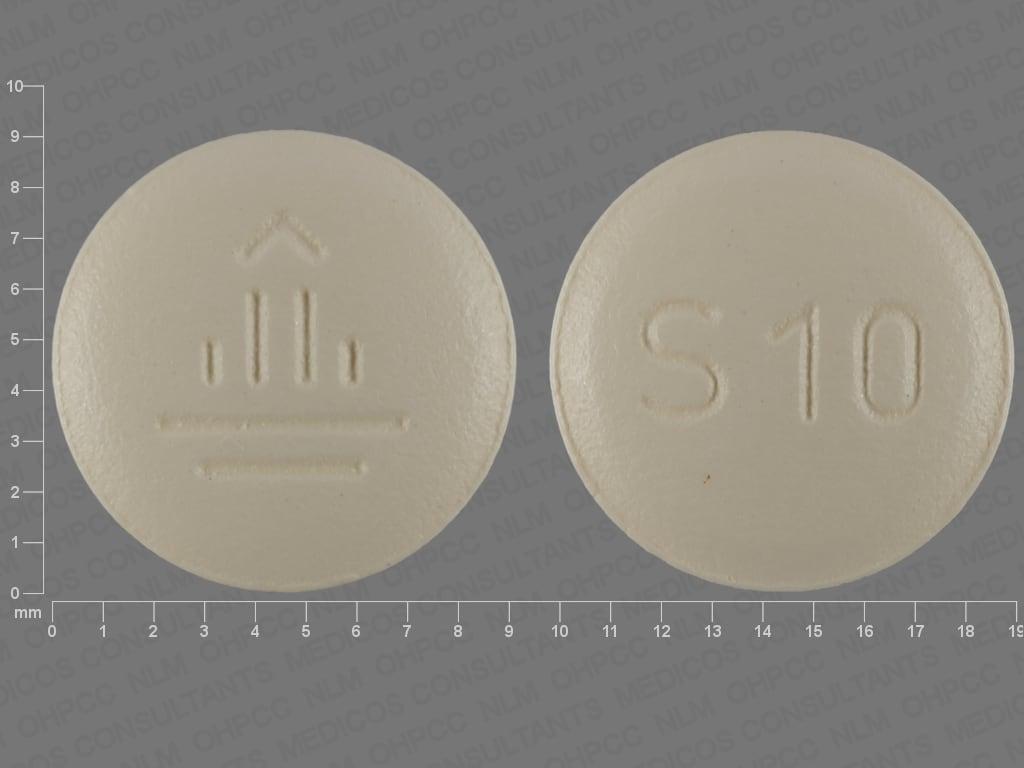 Image 5 - Imprint S 10 Logo - Jardiance 10 mg