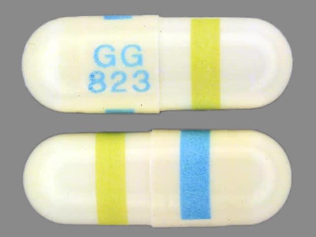 Imprint GG 823 GG 823 - clomipramine 50 mg