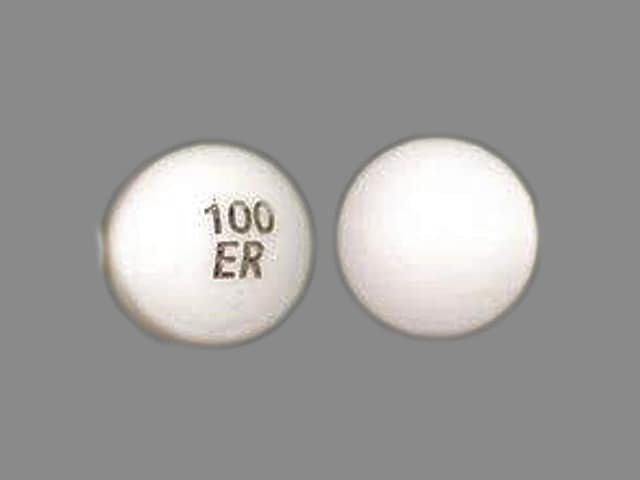 100 ER - Tramadol Hydrochloride Extended Release