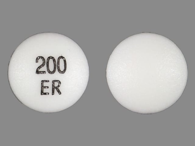 200 ER - Tramadol Hydrochloride Extended Release