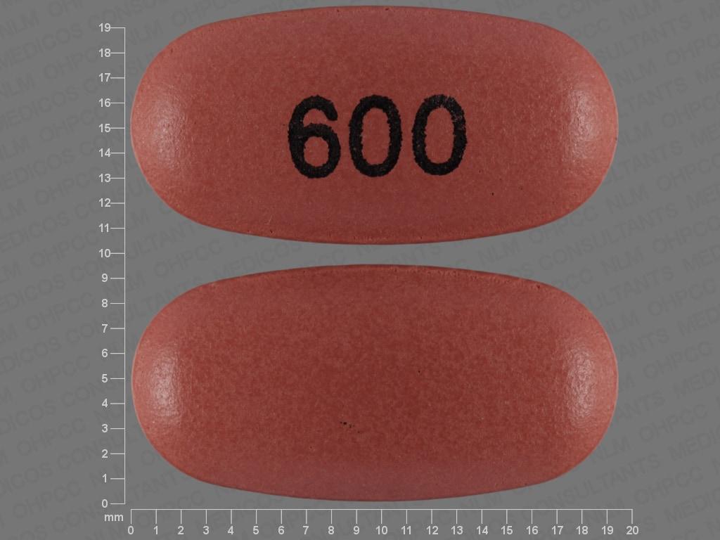 Imprint 600 - Oxtellar XR 600 mg