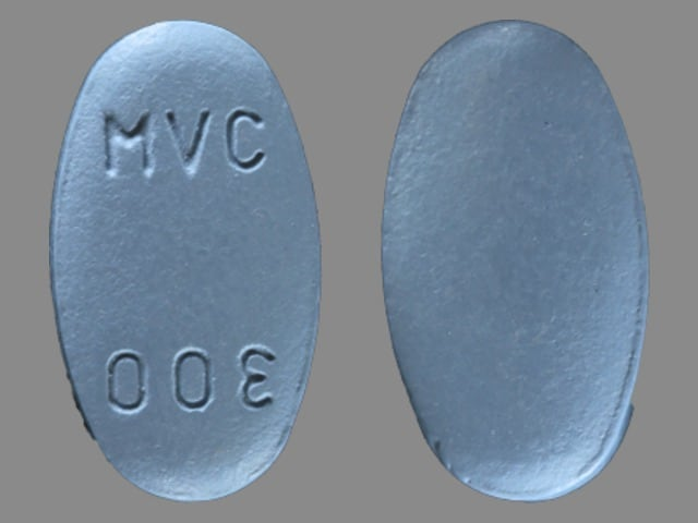 Imprint MVC 300 - Selzentry 300 mg
