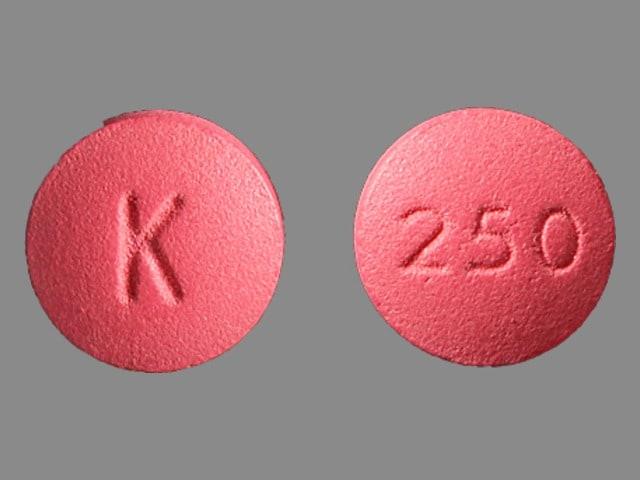 Imprint K 250 - tranylcypromine 10 mg