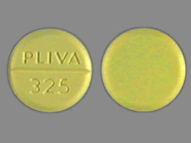 Imprint PLIVA 325 - bethanechol 25 MG