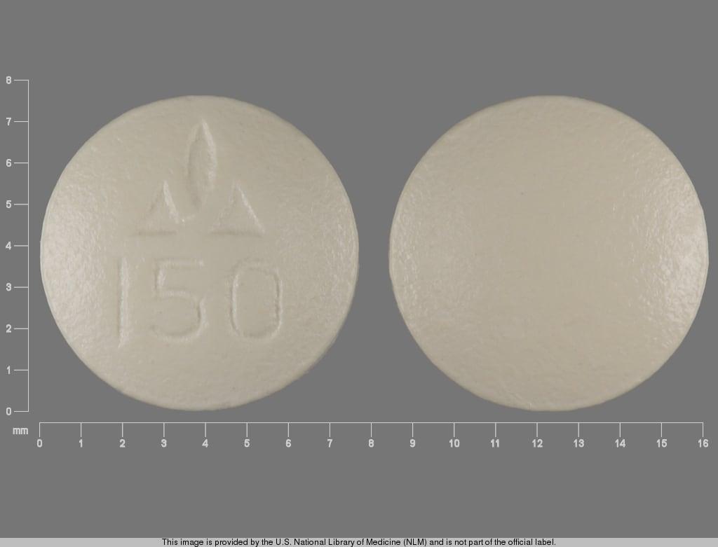 Imprint Logo 150 - VESIcare 5 mg
