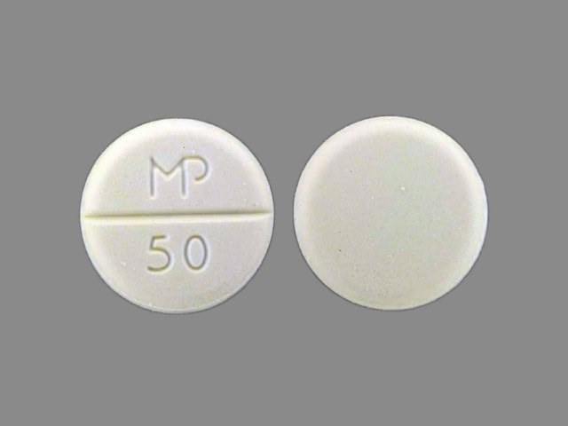 Imprint MP 50 - tolmetin 200 mg