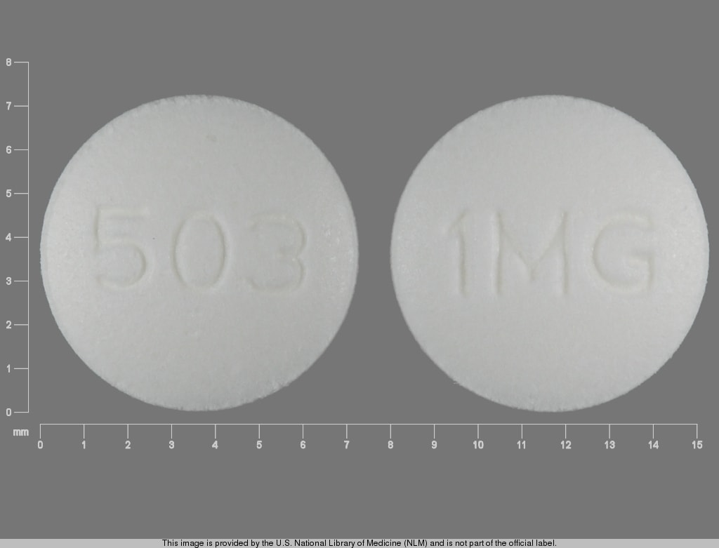 Imprint 503 1MG - Intuniv 1 mg