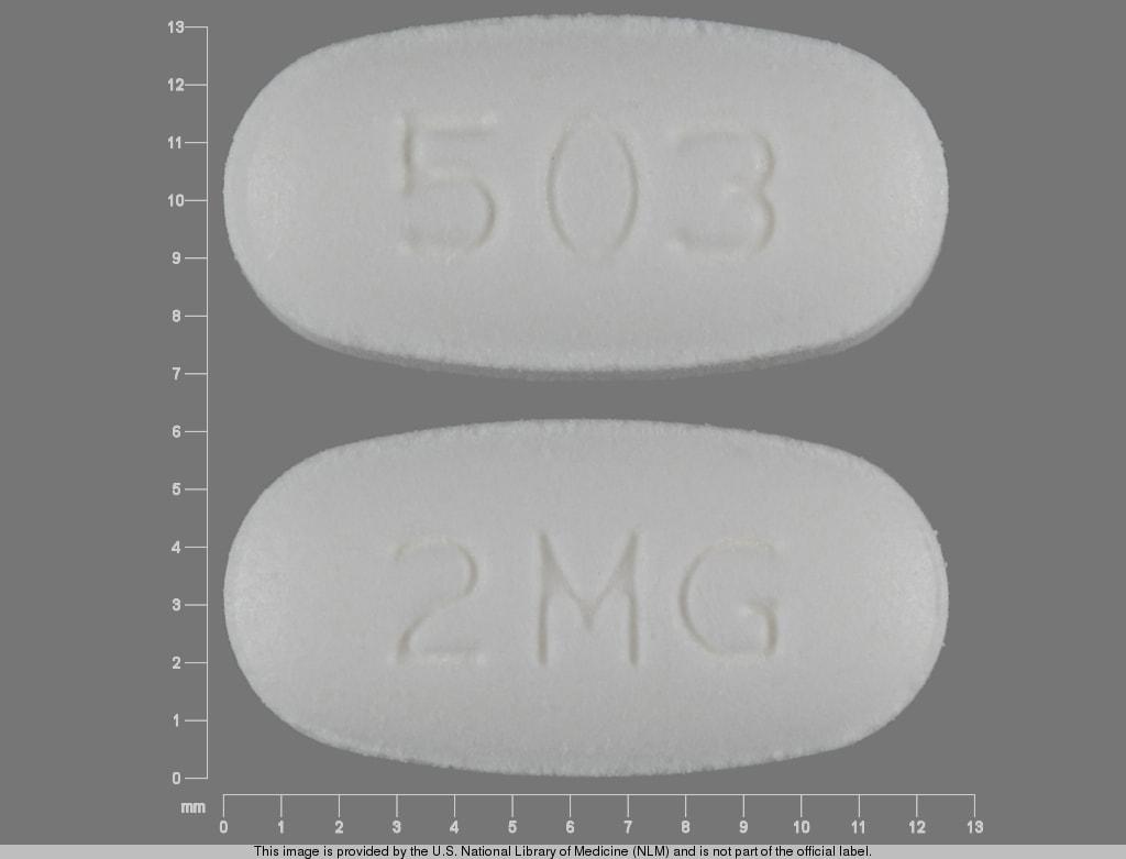 Imprint 503 2MG - Intuniv 2 mg