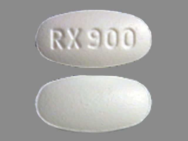 Imprint RX 900 - fenofibrate 54 mg