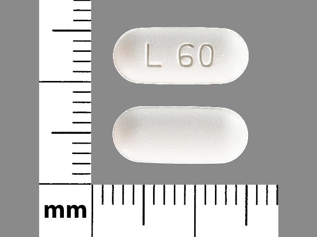 Imprint L 60 - Latuda 60 mg
