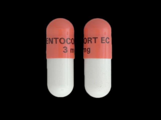 Imprint ENTOCORT EC 3 mg - Entocort EC 3 mg