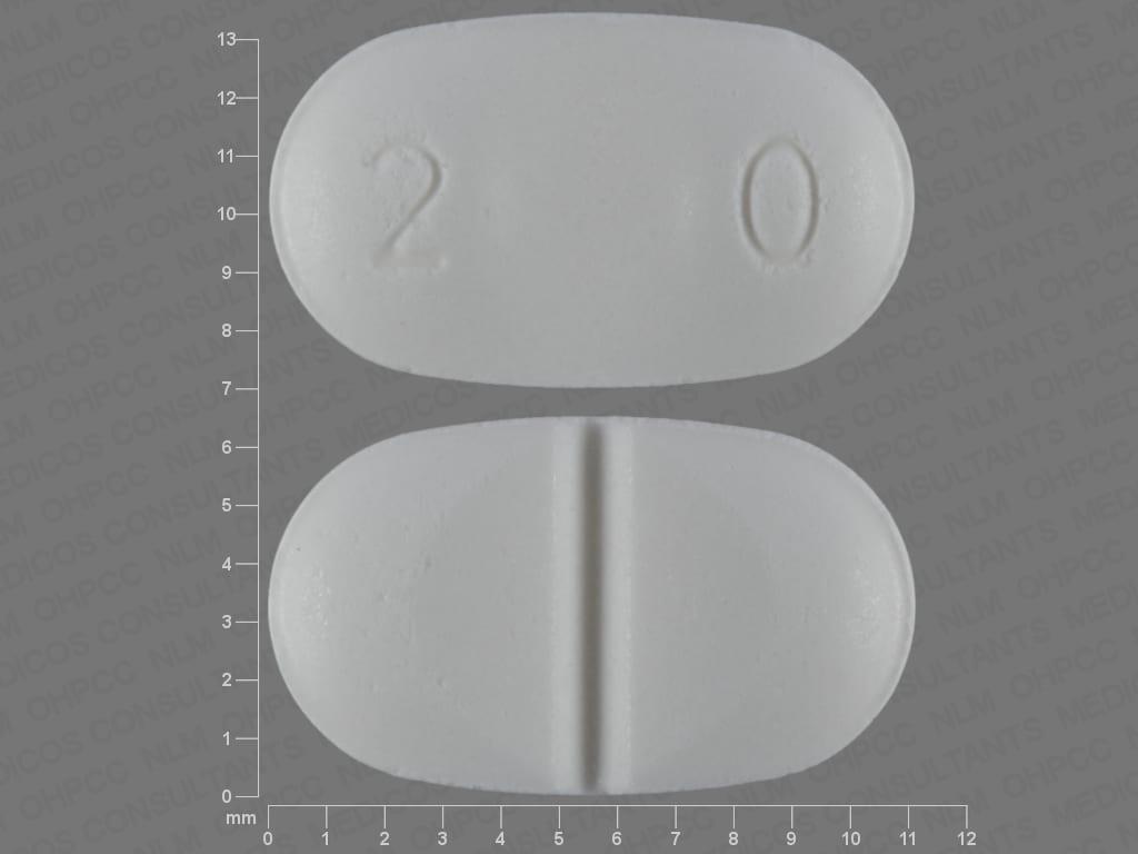 Imprint 2 0 - Onfi 20 mg