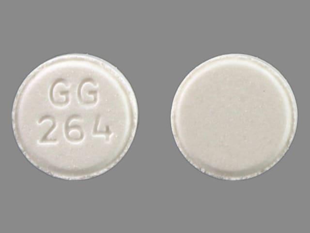 Image 1 - Imprint GG 264 - atenolol 100 mg