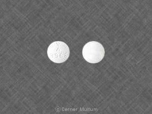 Imprint LOGO 3966 - atropine/diphenoxylate 0.025 mg / 2.5 mg
