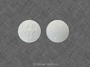 Imprint LAN 1170 - atropine/diphenoxylate 0.025 mg / 2.5 mg