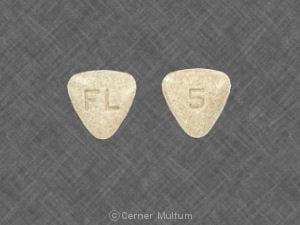 Imprint FL 5 - Bystolic 5 mg