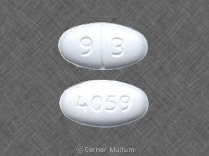 Imprint 9 3 4059 - cefadroxil 1 g (1000mg)