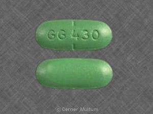 Image 1 - Imprint GG 430 - cimetidine 800 mg